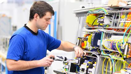 QUIP Jobangebote Elektriker und Elektroniker