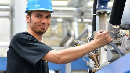 QUIP Jobangebote Maschinen- und Anlagenführer