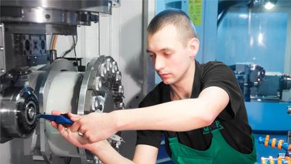 QUIP Jobangebote Zerspanungs- und Konstruktionsmechaniker