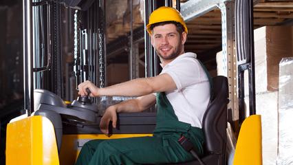 QUIP Jobangebote Gabelstaplerfahrer