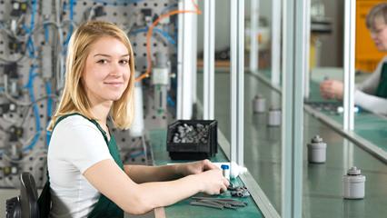 QUIP Jobangebote Helfer und Produktionsmitarbeiter