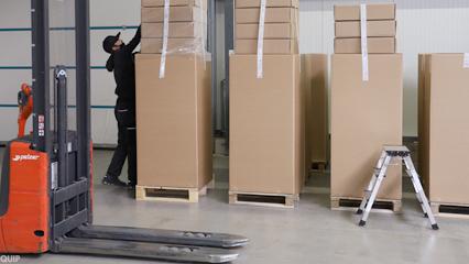 QUIP Jobangebote Packer und Verpacker